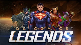Game DC Comics Legends Apk Mod Damage