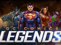 DC Comics Legends Apk Mod Damage 1.24 for android