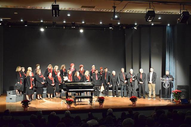 Το Μεικτό Πολυφωνικό Σχήμα της Χορωδίας ΔΟΠΠΑΤ Ναυπλίου  στην 9η Πανελλήνια Συνάντηση Χορωδιών Τρικάλων