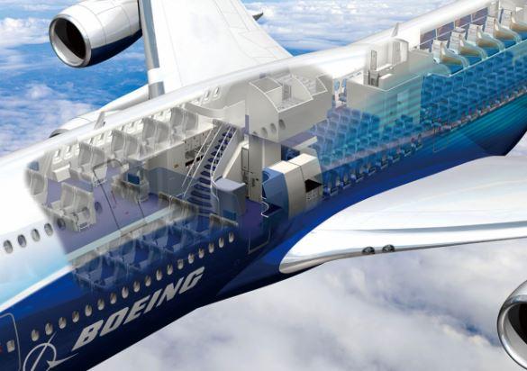 Boeing 747-8 specs