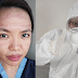Filipino nurse treating coronavirus patients shares how hard it is with a heartbreaking Pic