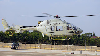 Light Utility Helicopter HAL India