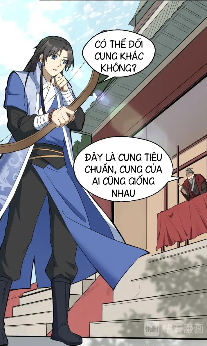 Đại Nghịch Chi Môn chap 65 - Trang 8