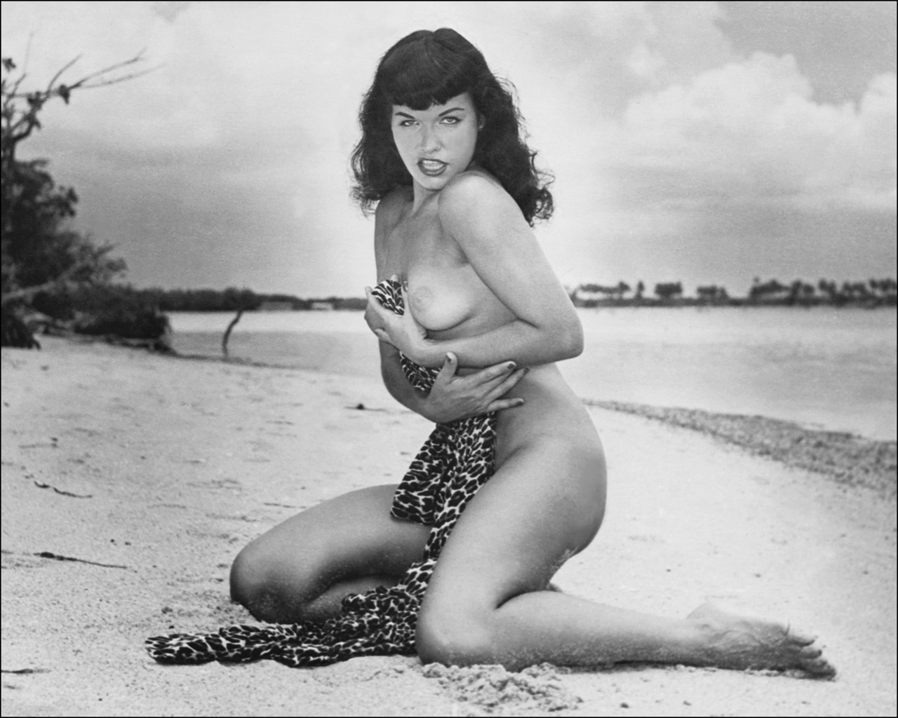 Share your betty bettie page nude naked think, that
