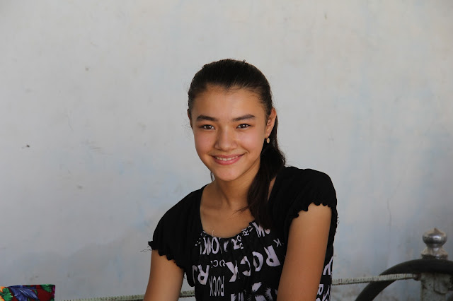 Ouzbékistan, Samarcande, Sitora, © L. Gigout, 2012