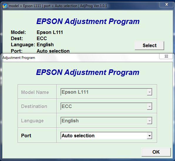 Epson L111 Adjusment Program Free Download