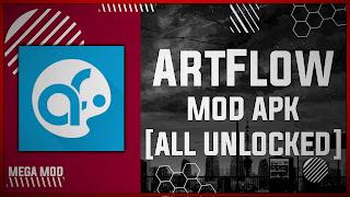 ArtFlow MOD APK [PRO LICENSE - UNLOCKED] Latest (V2.8.105)