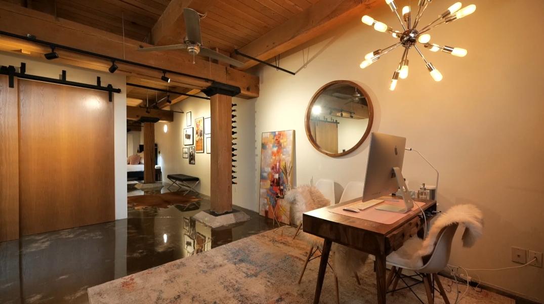 32 Interior Design Photos vs. 10309 107 St NW #114, Edmonton, AB Townhome Tour