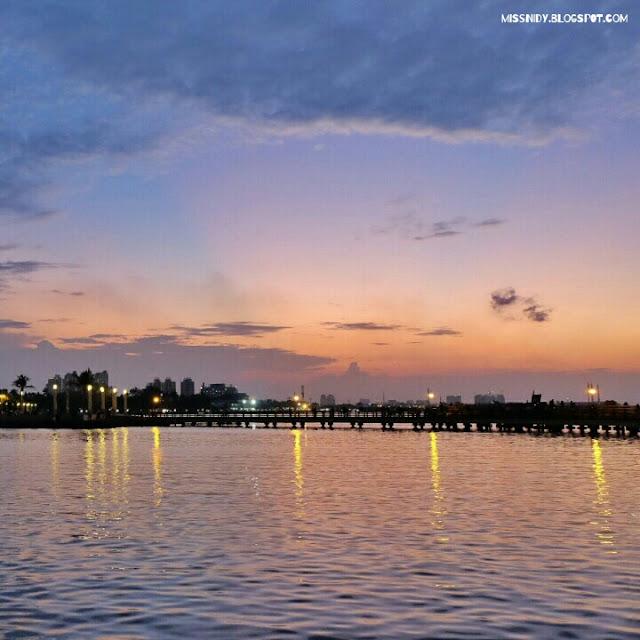 tempat terbaik menikmari sunset di jakarta