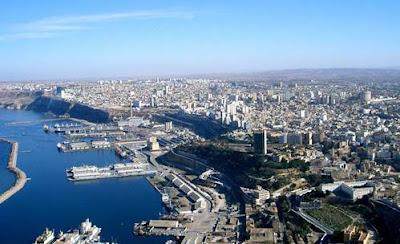 Negara Terbesar di Dunia Aljazair