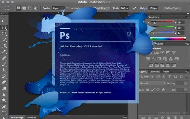 Share bộ key bản quyền Photoshop CS6 mới nhất 2018 - Zoy Thủ Thuật