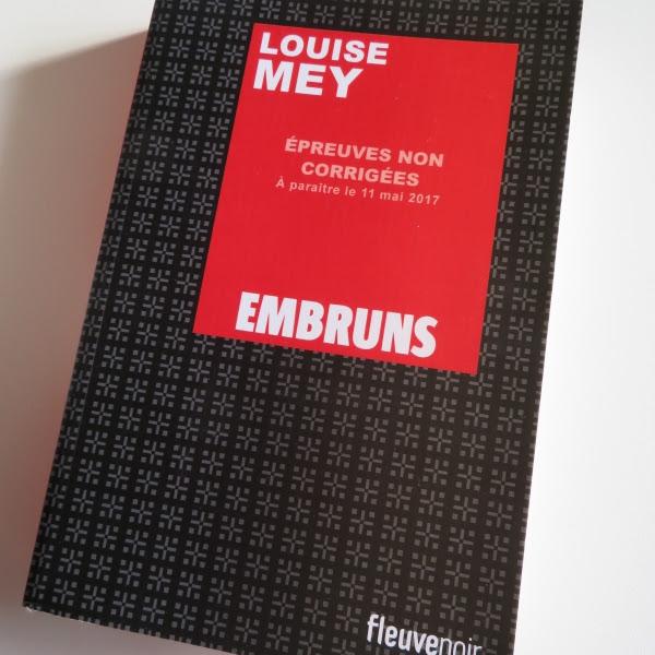 Embruns de Louise Mey