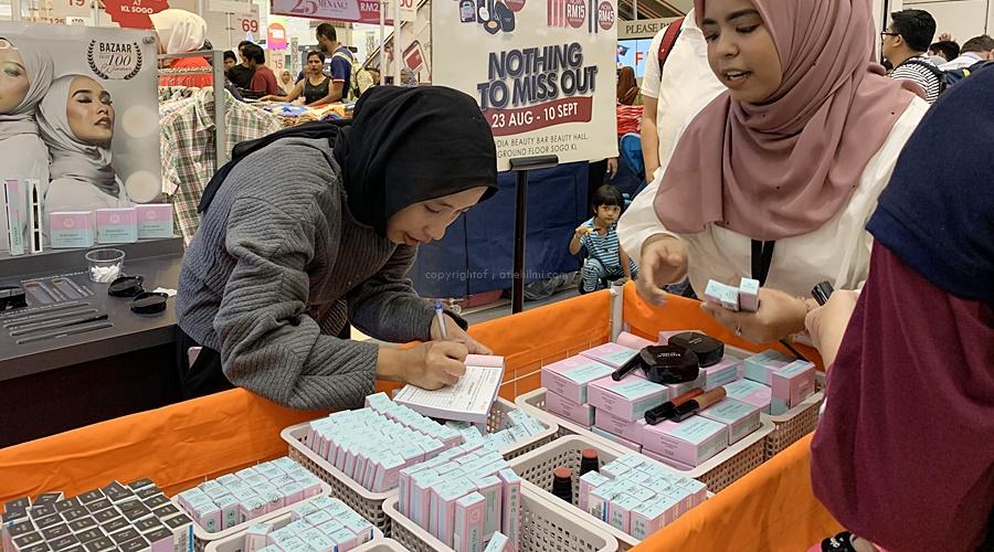 Sogo Kuala Lumpur Sales