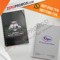 Cetak Agenda Custom Ukuran A6, Spiral Notebook A6 custom design, Notes Spiral Custom A6 Cover Art Carton, Cetak custom buku agenda A6