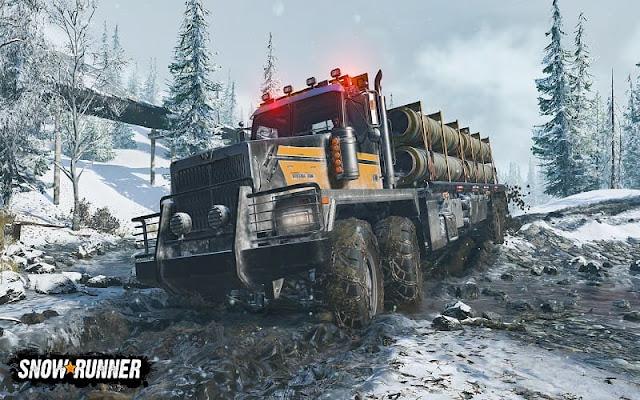 تحميل لعبة SnowRunner مجانا للكمبيوتر