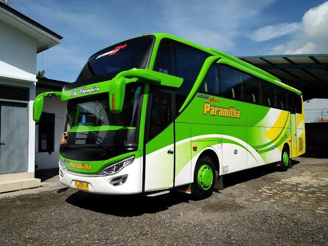 Rental Bus Purwokerto