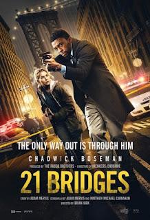 Review 21 Bridges 2019 Bioskop