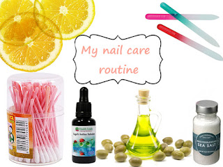 nail care, homemade, nails, manicure