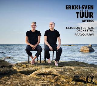 Erkki-Sven Tüür Symphony No. 9 Mythos', Sow the Wind...; Estonian Festival Orchestra, Paavo Järvi; ALPHA CLASSICS