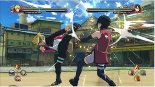 Naruto Ultimate Ninja Storm 4 Road to Boruto Mod Versi Terbaru for PC
