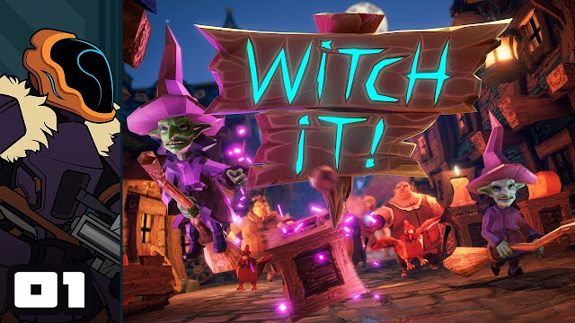Multiplayer Hide and Seek hit Witch It leaves Steam Early Access on October 22nd