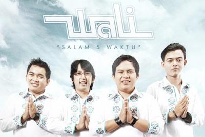 Download Lagu Wali Band Salam 5 Waktu Mp3 Single Religi Terbaru, Wali Band, Lagu Religi, Pop Melayu,