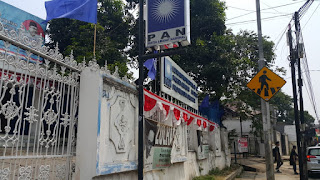 DPW PAN DKI Jakarta Sewa Kantor ditempat Sengketa Waris