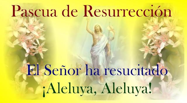 Imagenes de pascua de resurreccion 2018-