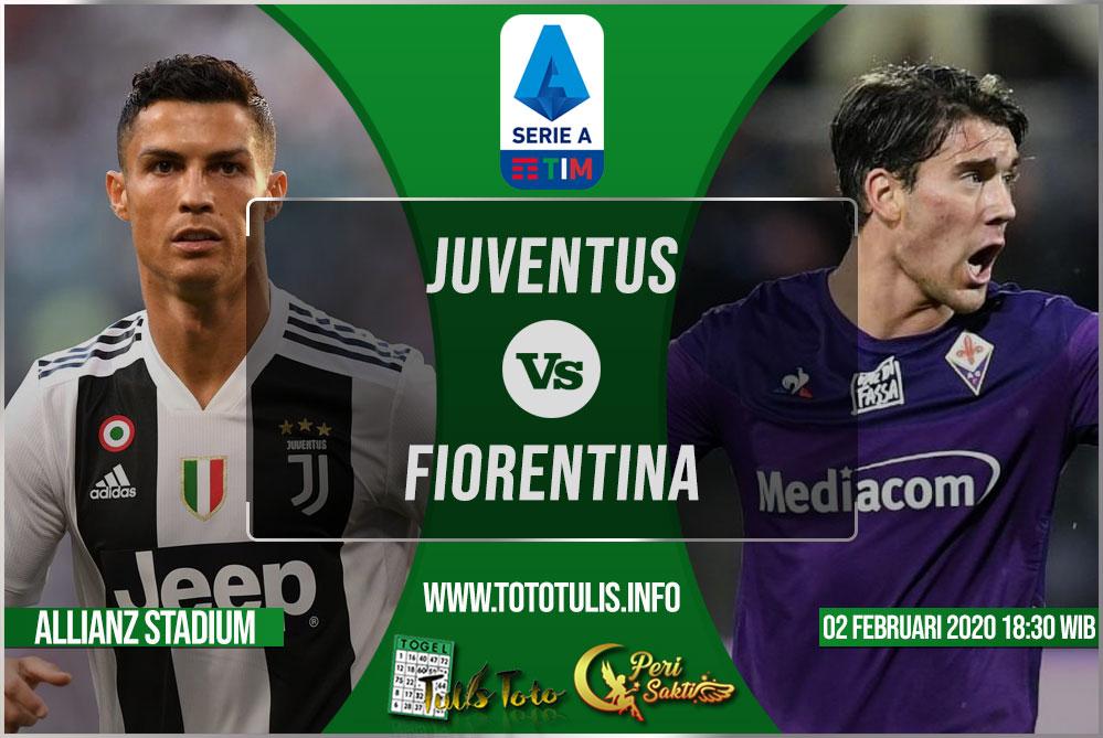 Prediksi Juventus vs Fiorentina 02 Februari 2020