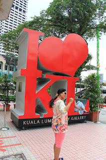 Art Installation, KL City Gallery, KL, Malaysia