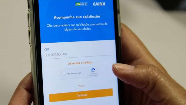 Em menos de dois dias, 27 milhões de pessoas pedem auxílio de R$ 600