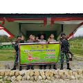 Satgas Pamtas Yonif Raider 509 Kostrad Deklarasikan Saber Pungli