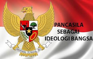 Apa Yang dimaksud Pancasila Sebagai Ideologi Bangsa?