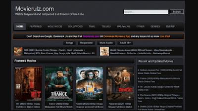 Latest New Link Movierulz4 2021 Download HD Tamil Telugu Movies