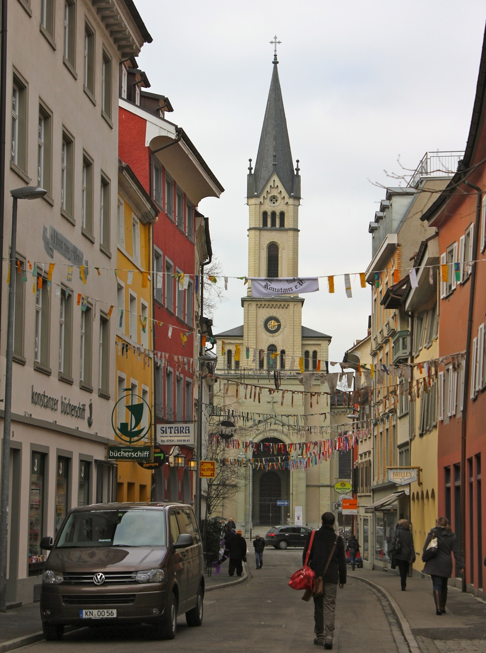 Konstanz Post
