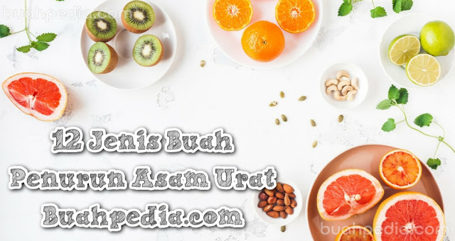 fruit for gout