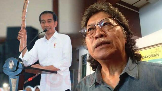Cak Nun Pasrah: Jokowi Benar-benar Tak Utamakan Nyawa Rakyat