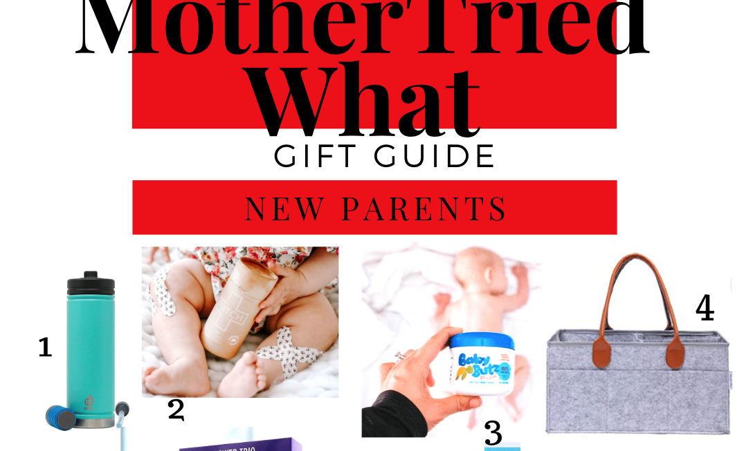 Gift Guide: New Parents