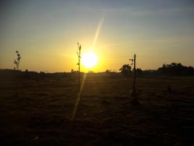 sunrise di wotgalih