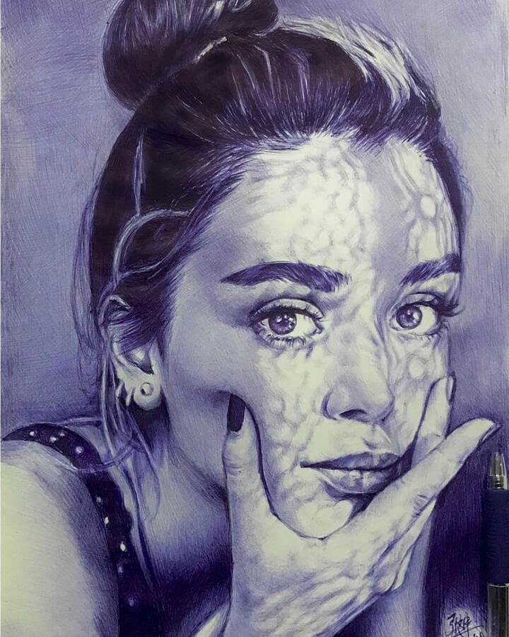 01-Ballpoint-pen-drawing-David-Chong-www-designstack-co
