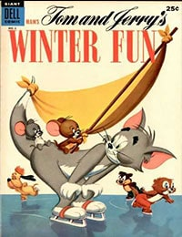 M.G.M.'s Tom and Jerry's Winter Fun