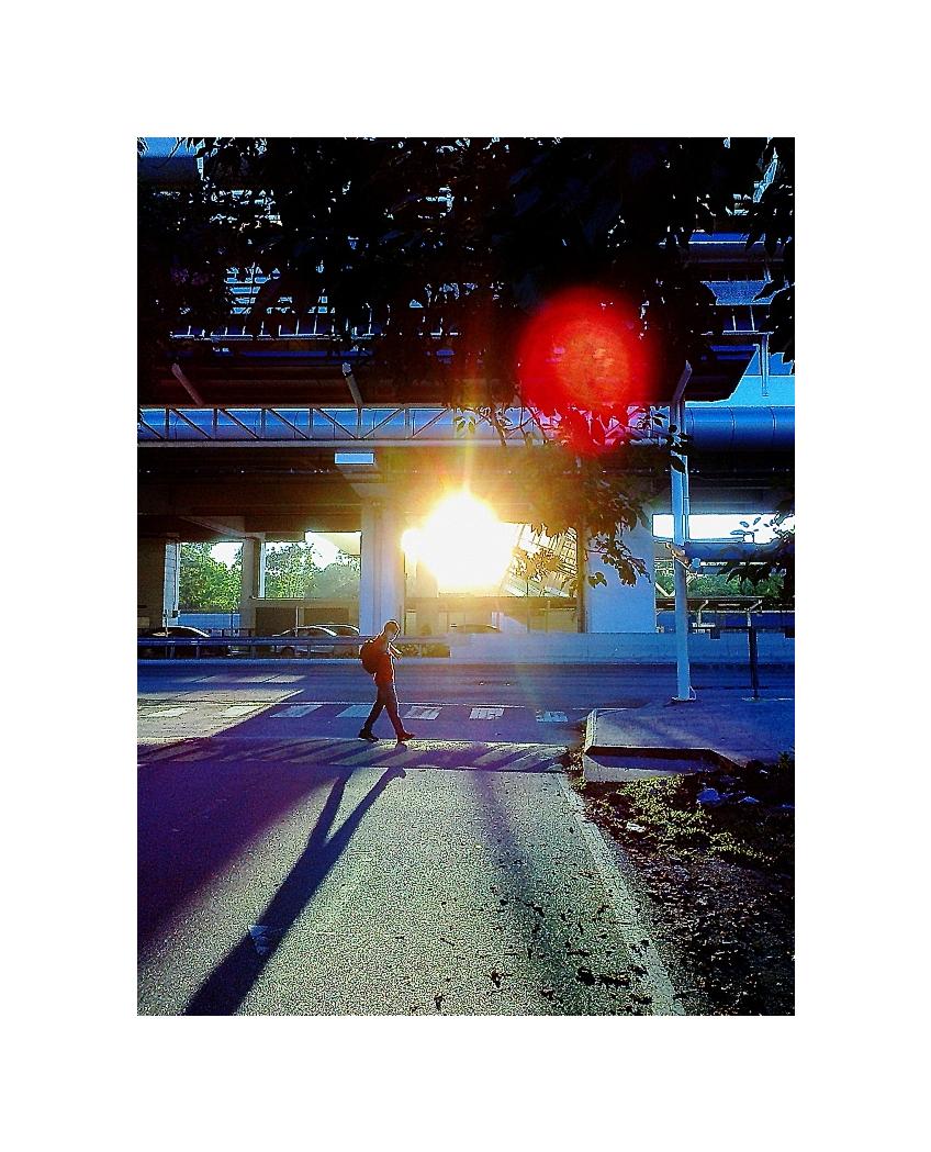 A Morning Walk #II 01