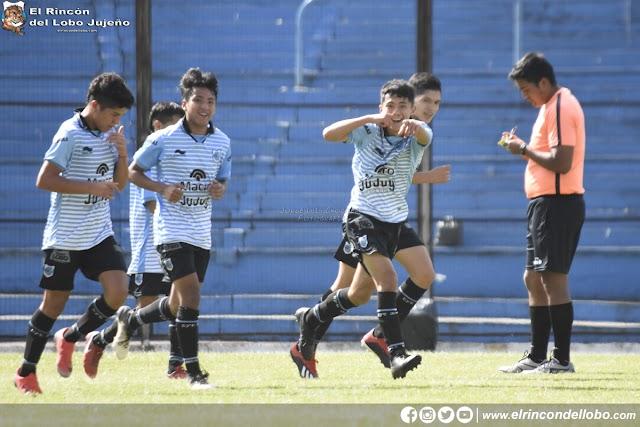 Fotos | 2019 | 5ta división | Gimnasia 6-0 Deportivo Luján | Liga Jujeña