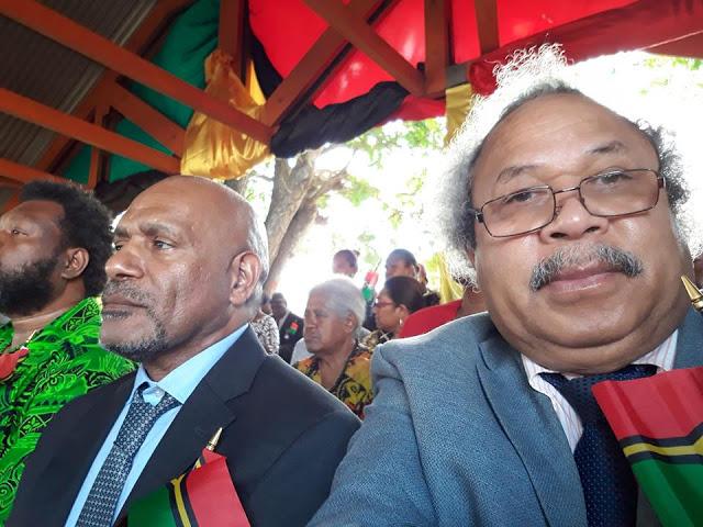 ULMWP: Mengucapkan Selamat Merayakan HUT Kemerdekaan Negara Vanuatu Ke-39
