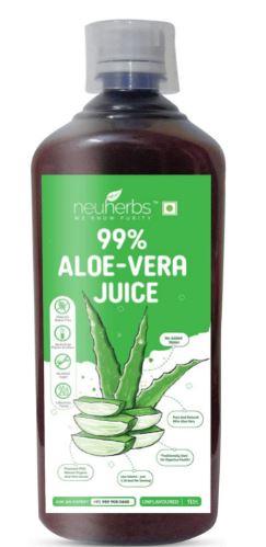 Neuherbs 99% Pure Aloe Vera Juice