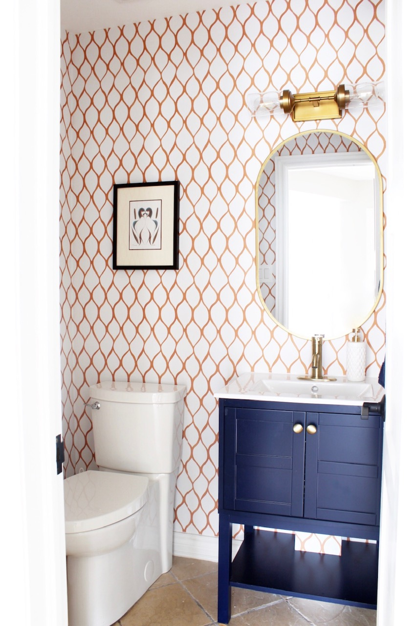 Carriage Hill Project Reveal - bathroom
