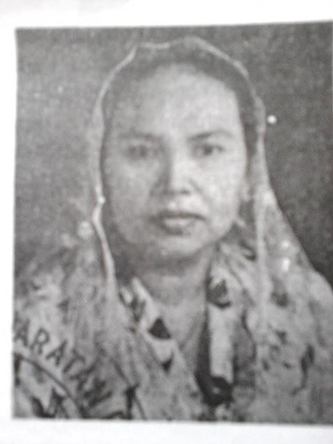 Aisyah Dahlan (Bako Nirina Zubir) Ulama dan Politikus Nasional dari Padusunan