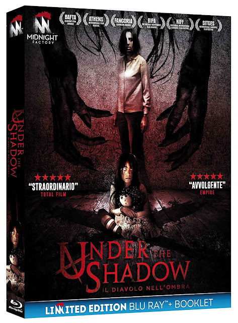 Under The Shadows Home Video