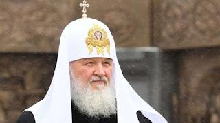 بطريرك روسيا يدعو لعدم التردد على الكنائس في هذه الفترة بسبب كورونا