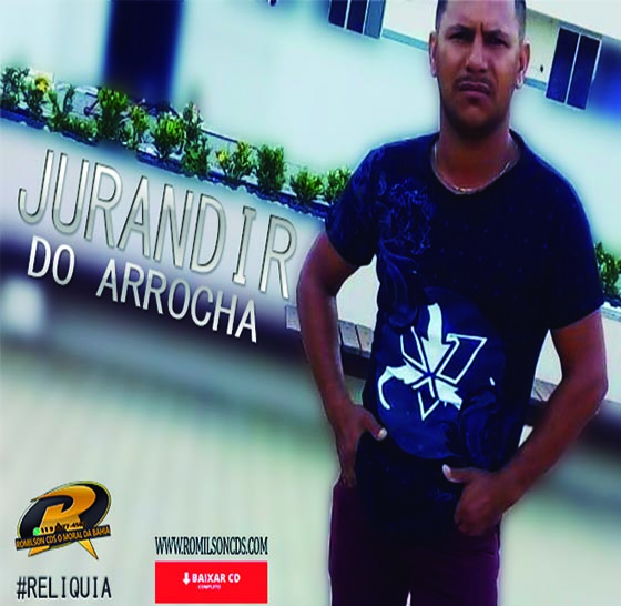CD  JURANDIR DO ARROCHA   RELIQUIA